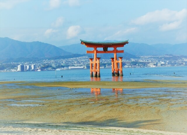 itsukushimajinja shiohigari